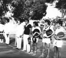 Equipo de la Copa Davis